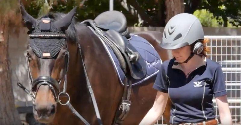 Horse Jockey Wearables