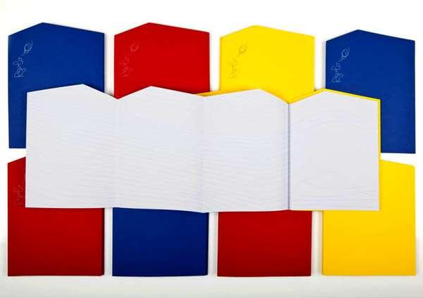 Oddly-Shaped Notebooks