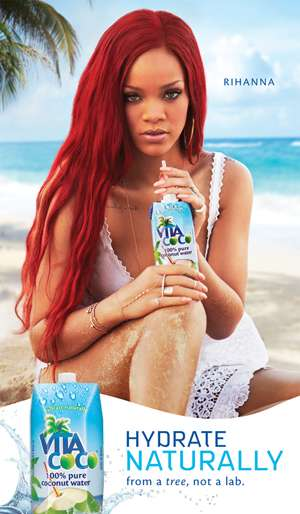Coconut Water Rockstars