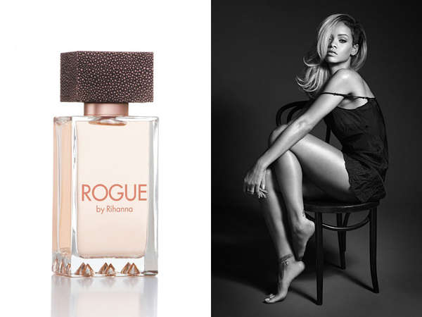 Stripped-Down Popstar Perfumes