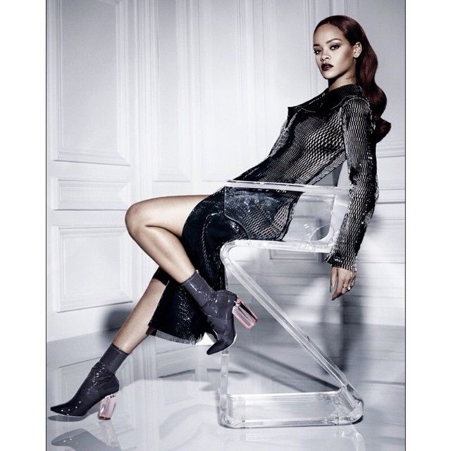 Eye-Catching Transparent Dresses