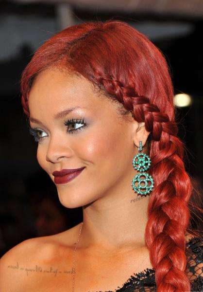 Sizzling Side Braids