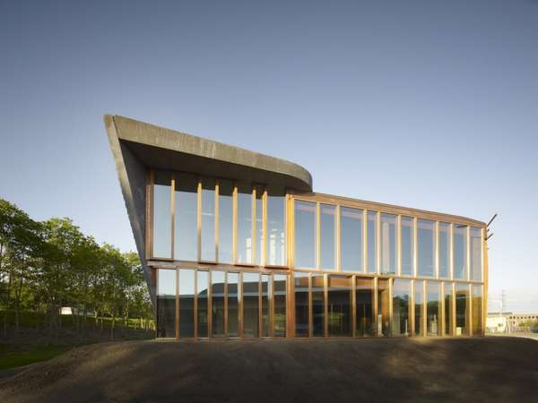 Tri-Faced Sustainable Structures