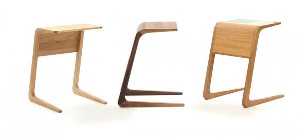 Slim versatile tables riley table - Slim folding dining table ...