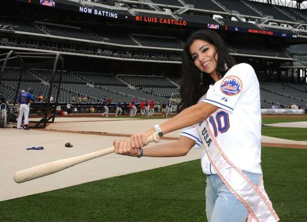 Rima Fakih and the Mets