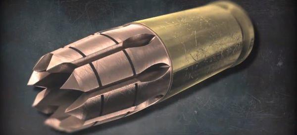 Vital Organ-Shredding Projectiles