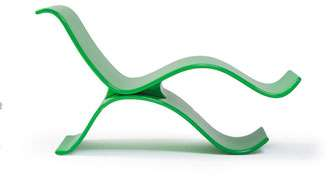 Futuristic Squiggly Seating