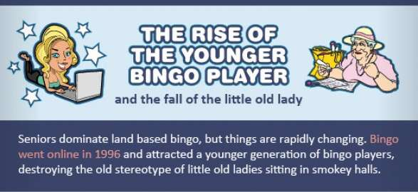 rise of bingo infographic