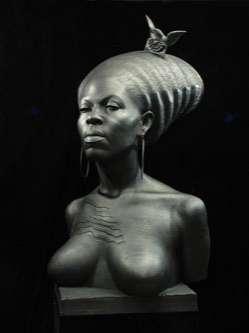 Risque Political Sculptures
