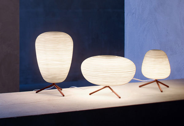 Frosted Glass Lantern Lamps