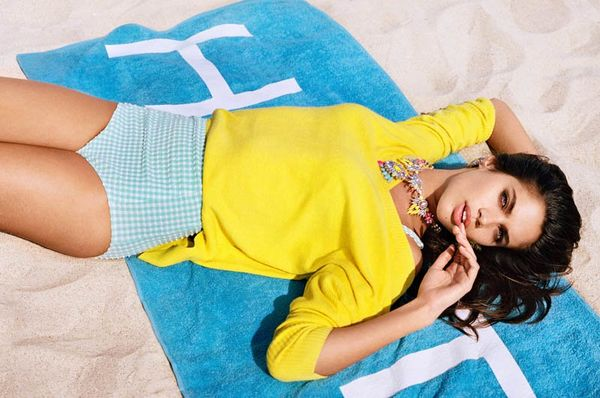 Summery Urban Fashion Ads