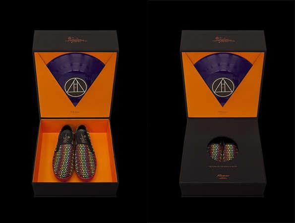 Charitable Shoe-Vinyl Boxsets