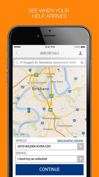 Roadside Assistance Apps