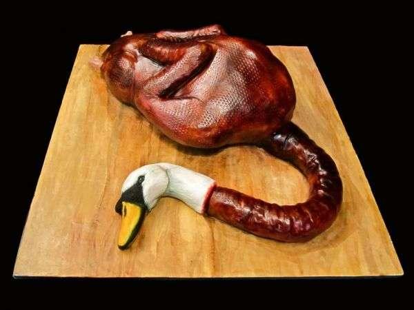 Disturbing Bird Desserts