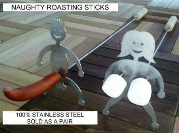 Naughty Fireside Prods