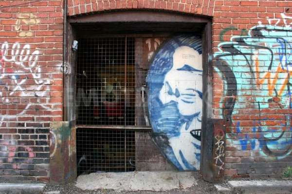 Satirical Spraypaint Galleries