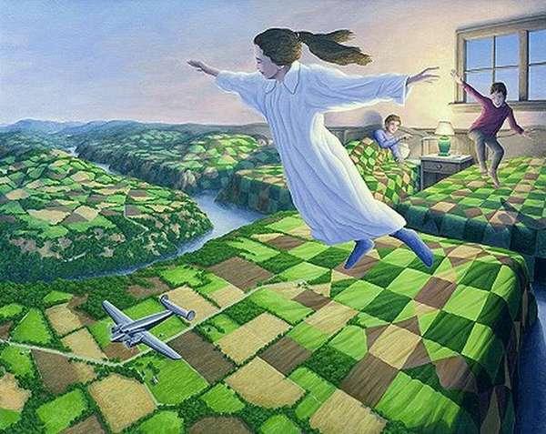 Reality-Bending Illustrations
