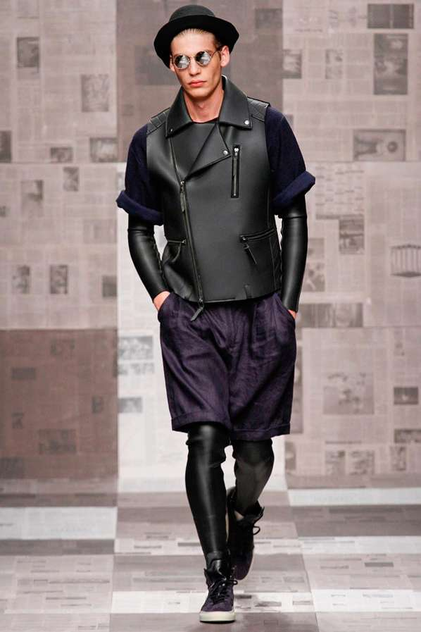 Beatnik Biker Runways