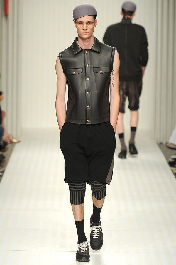 Remixed Militant Menswear