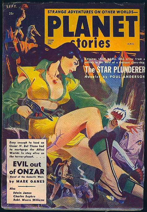 Provocative Pulp Covers