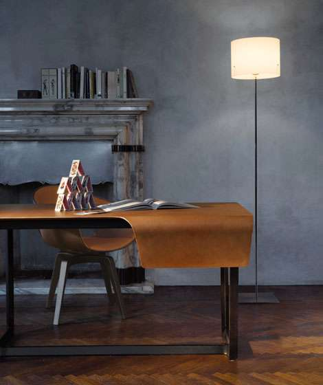 Luxurious Leather Workspaces