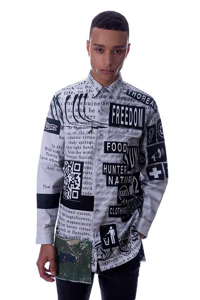 Cyber Scrapbook Fashion