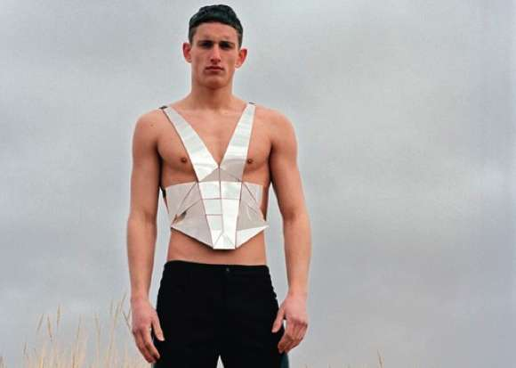 Structured Menswear Spreads