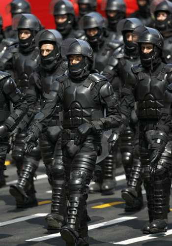 Robo Cops