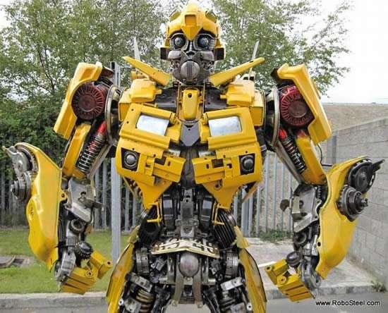 Sub-Zero Autobot Recreations