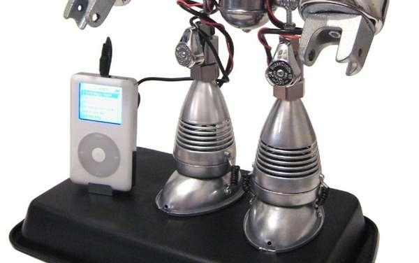 iPod Dock Bots