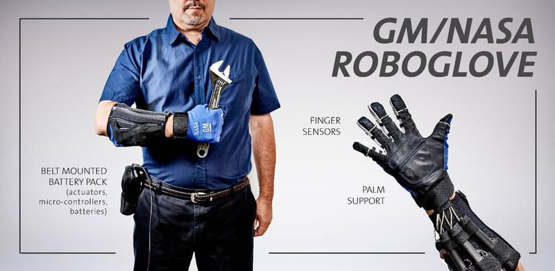 Grip-Boosting Gloves