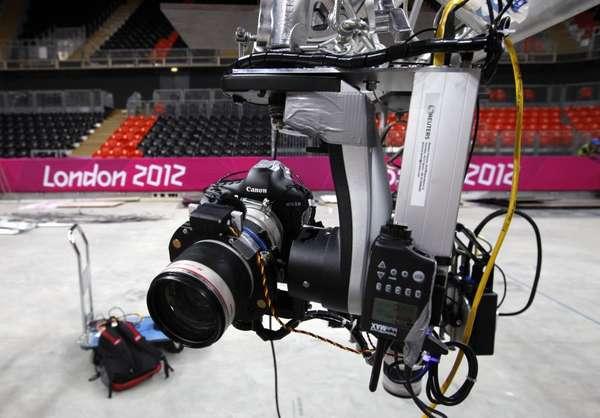 Olympic Robo Cams