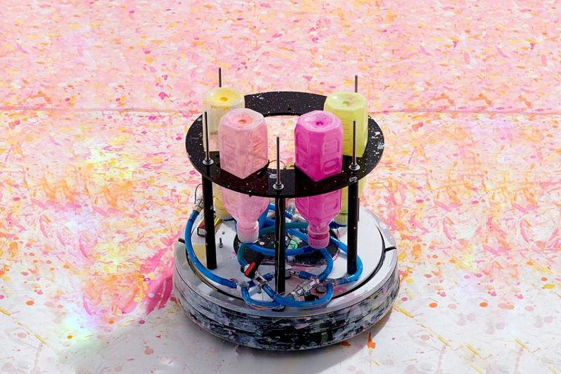 Robotic Painting Devices