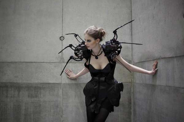 Mechanical Critter Fashion