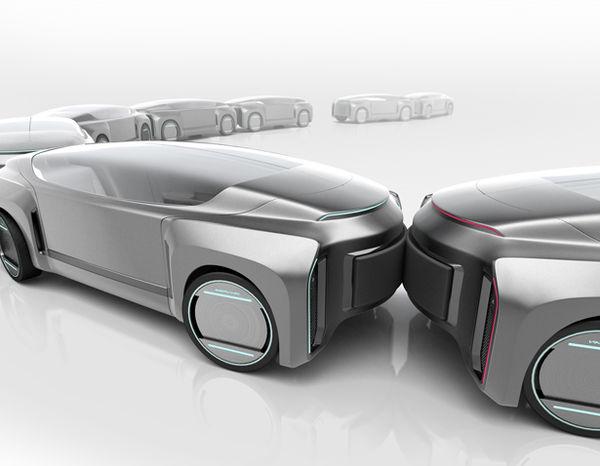 Autonomous Robo-Cars