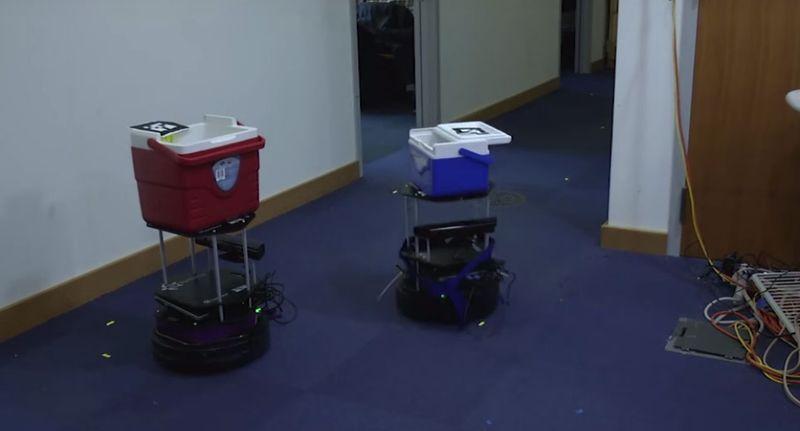 Efficient Robot Bartenders