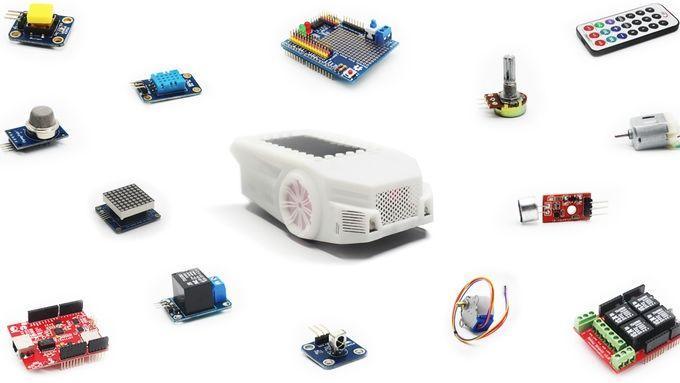 Robotics-Teaching Toy Cars