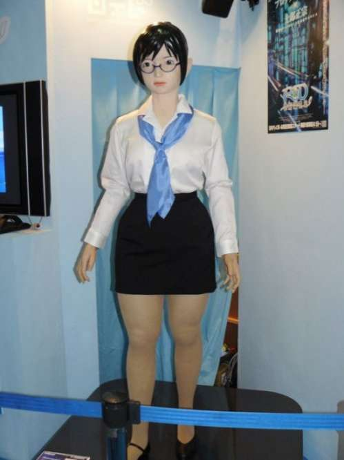 Robot Secretaries (UPDATE)