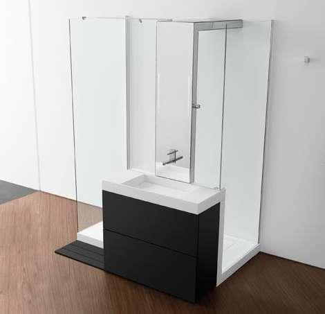 Shower-Sink Hybrids