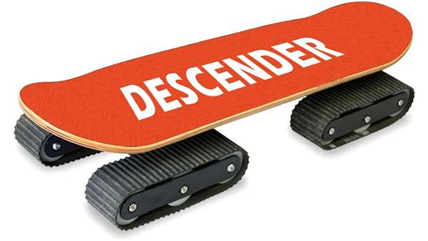 Rockboard Descender