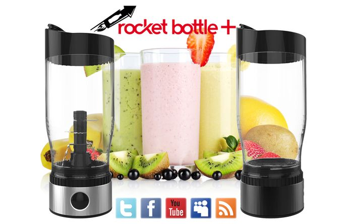 Rechargeable Portable Blenders