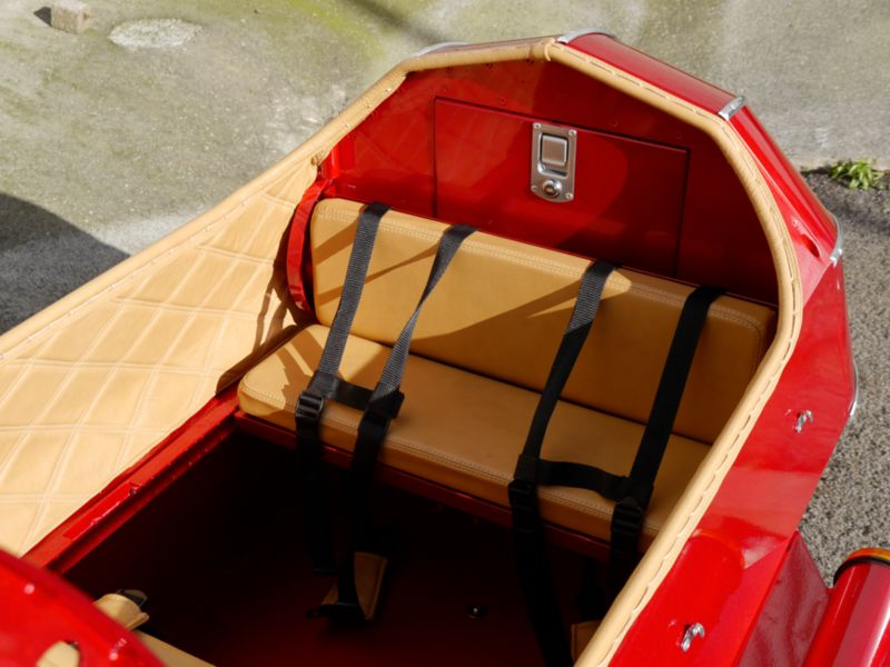 Luxurious Flagship Trikes