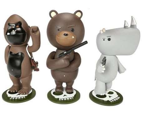 Secret Agent Bears