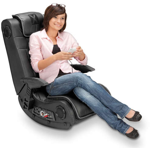 Rocking Wireless Gamer Chairs
