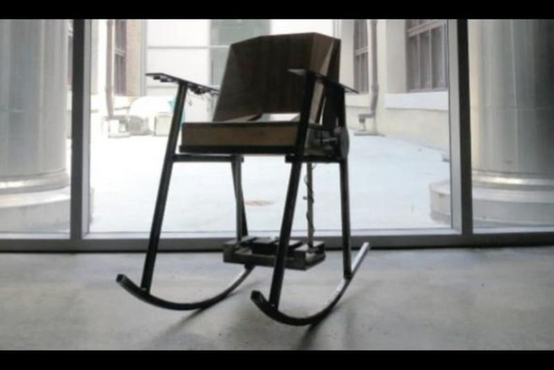 Energy-Generating Rocking Chairs