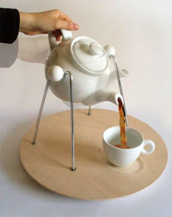 Tea Time Table Mods