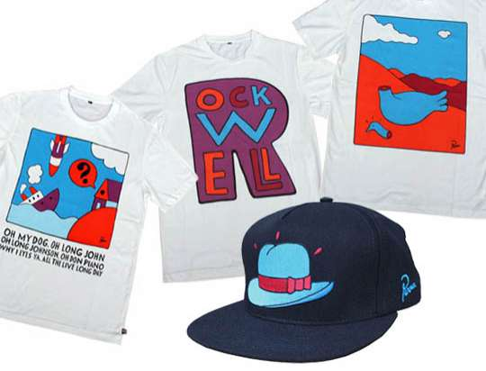 Quirky Artistic Tees