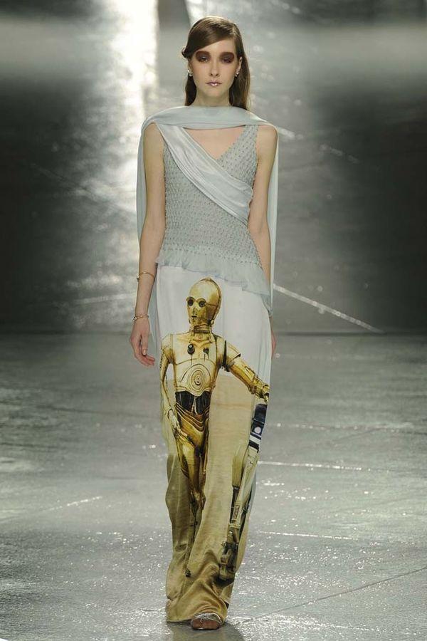 Galactic Sci-Fi Fashions