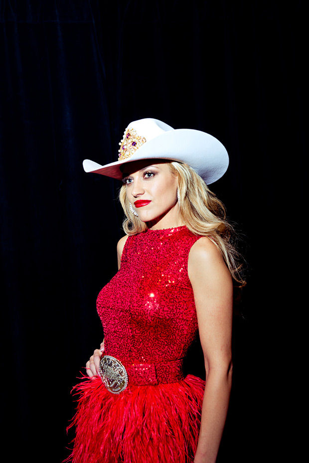 Rodeo Pageant Photography