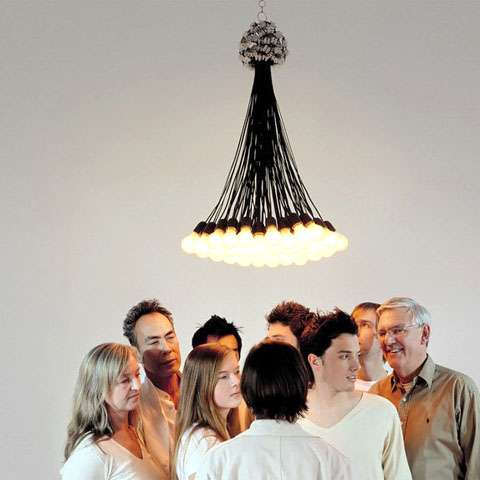 Light Bulb Bouquets
